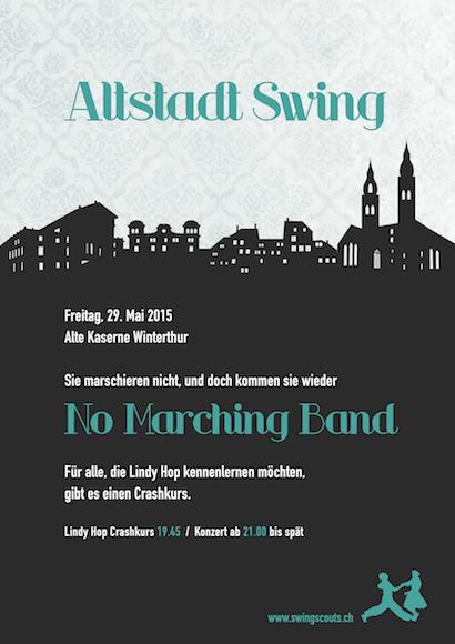 Fr 29.05.2015 # Altstadt Swing