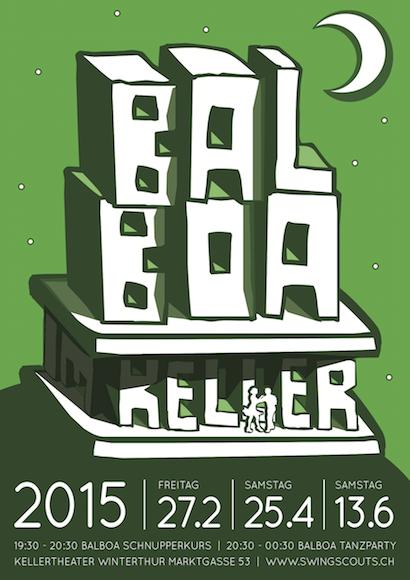 Fr 27.02.2015 # Balboa im Keller
