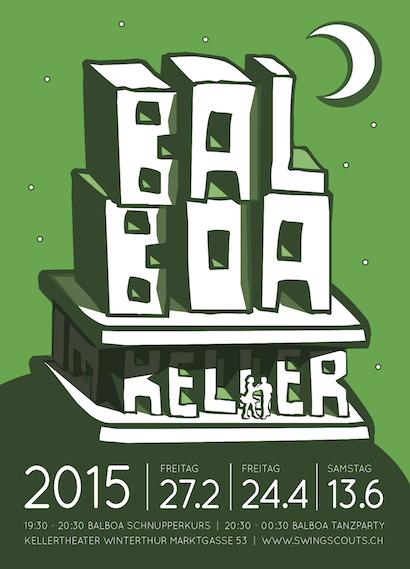 Fr 24.04.2015 # Balboa im Keller
