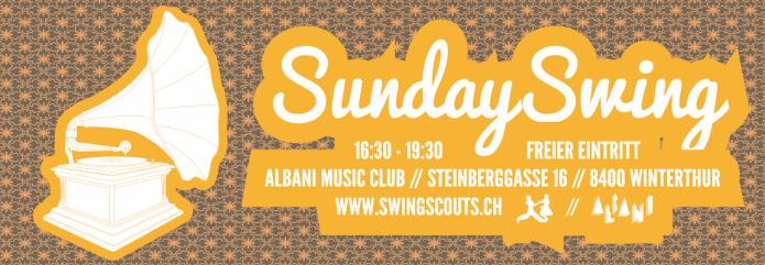Sundayswing 2016 Banner