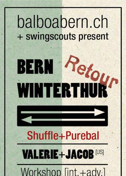 20.-22.05.2016 # Bern Winti Retour
