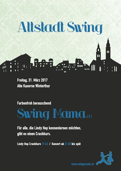 Fr 31.03.2017 # Altstadt Swing