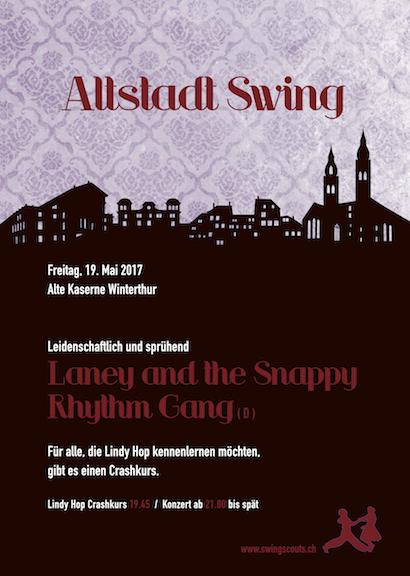 Fr 19.05.2017 # Altstadt Swing