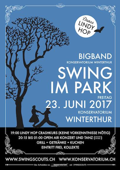 Fr 23.06.2017 # Swing im Park