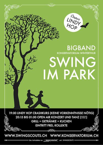 Fr 23.06.2016 # Swing im Park