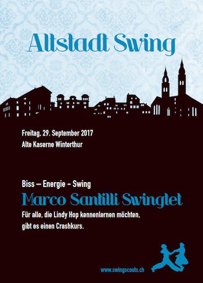 Fr 29.09.2017 # Altstadt Swing