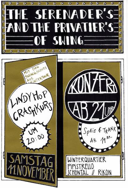 Sa 11.11.2017 # Swing im Schöntal