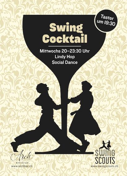 jeden Mittwoch # Swing Cocktail