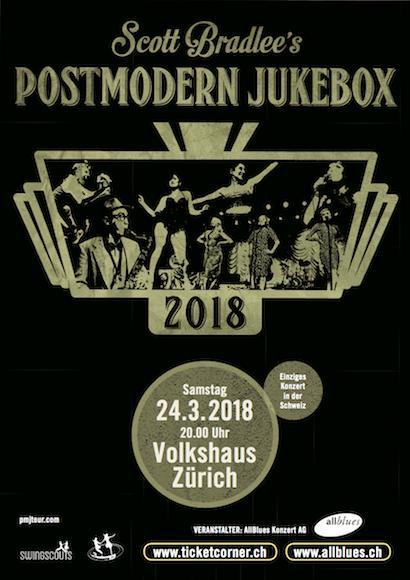 Sa 24.03.2018 # Postmodern Jukebox