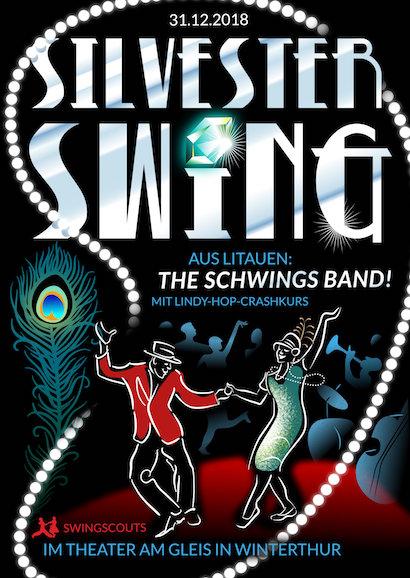 Mo 31.12.2018 # Silvester Swing