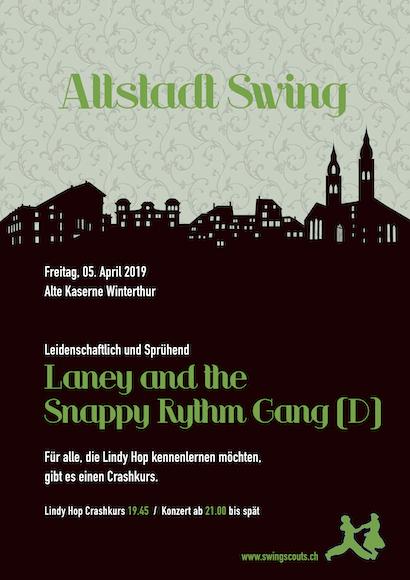 Fr 05.04.2019 # Altstadt Swing