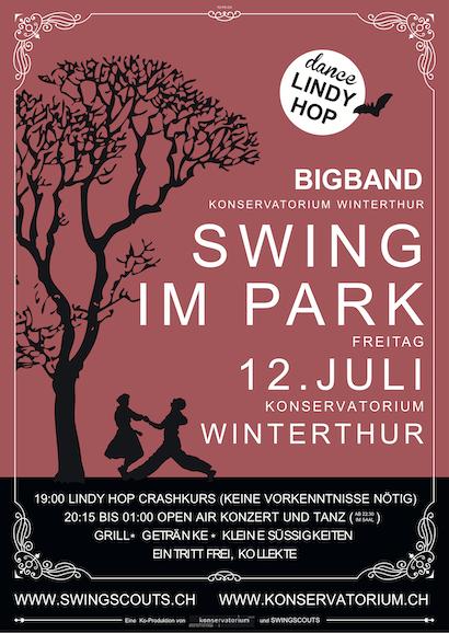 Fr 12.07.2019 # Swing im Park