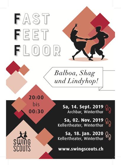 Sa 02.11.2019 # Fast Feet Floor