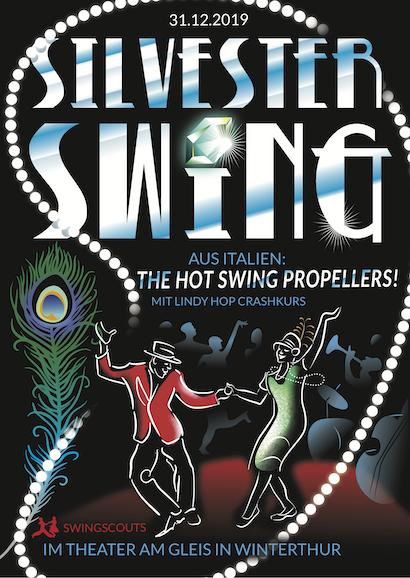 Mo 31.12.2019 # Silvester Swing