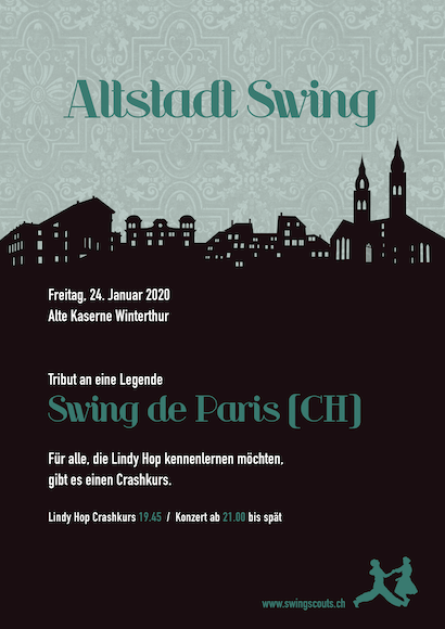 Fr 24.01.2020 # Altstadt Swing