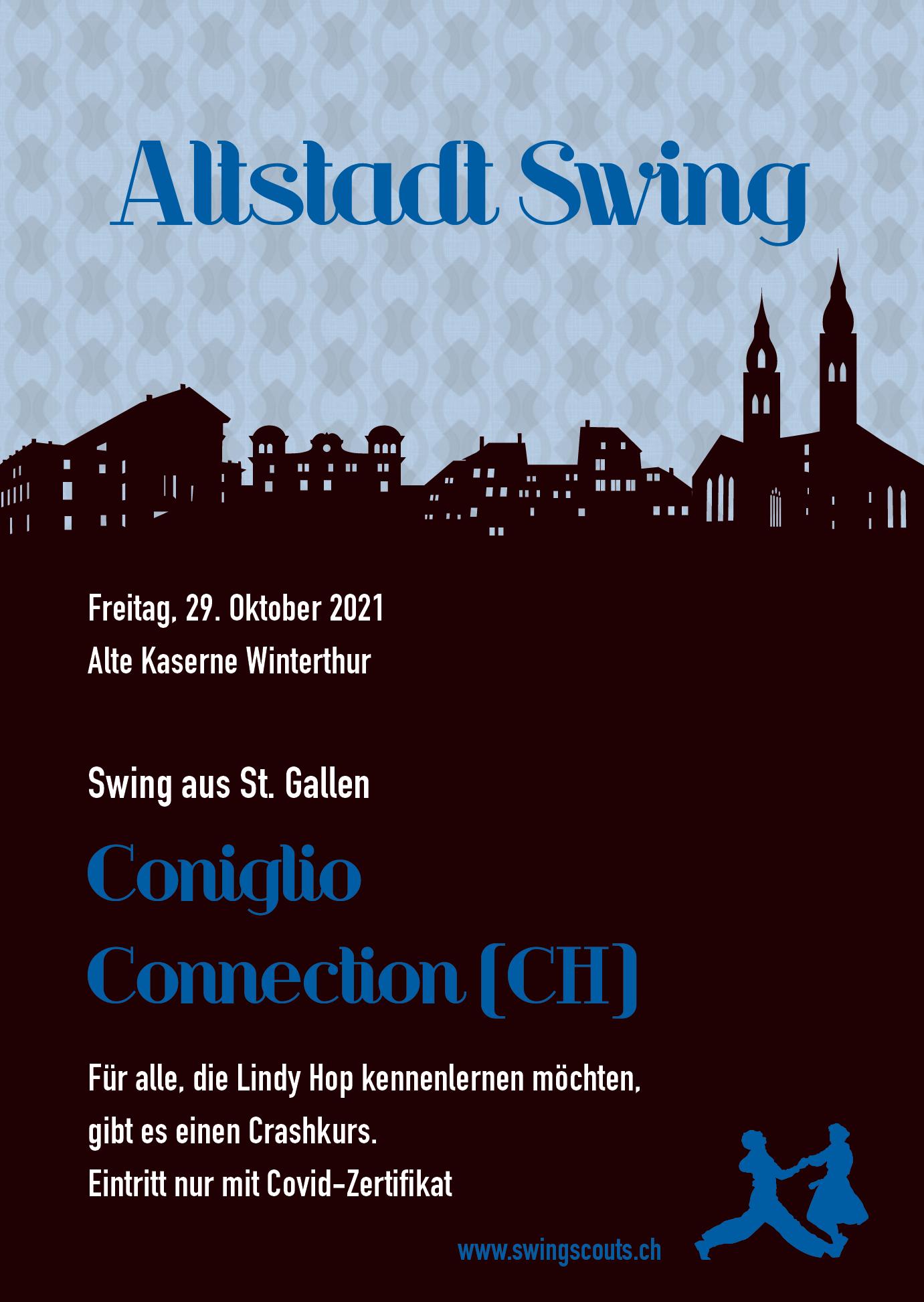 Fr. 29.10.2021 # Altstadt Swing
